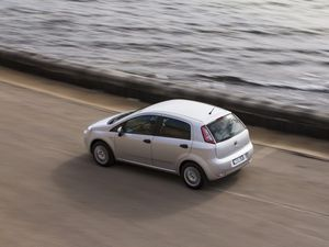 Road test: Fiat Punto makes a comeback with value standard