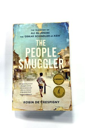 The People Smuggler by Robin de Crespigny. Photo Contributed