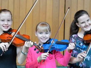 Practice keeps St Pat's girls in tune