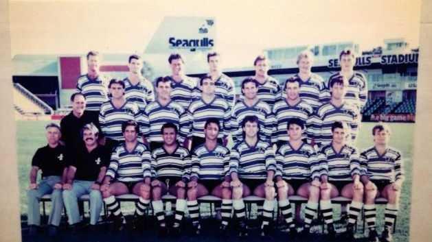 Reserve grade premiers, 1988