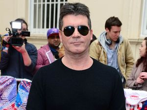 Simon Cowell writing children's book