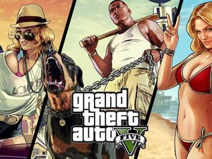 Grand Theft Auto V rated R18+ for drug use