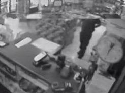 CCTV of Maroochydore robbery