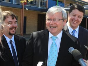 Kevin Rudd in profile: Is he the man to lead Australia?