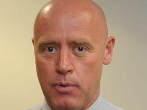 Fraser Coast councillor Darren Everard.