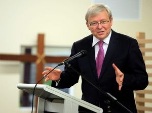 PM says he needs to call Kevin Rudd