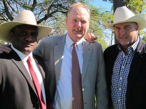 KAP welcomes three for Qld senate seats