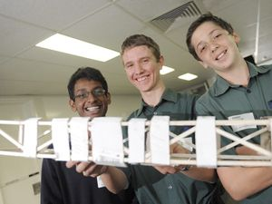 Aurecon Bridge Building Competition