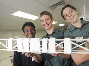 Aurecon Bridge Building Competition