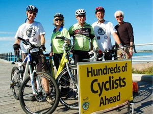 Cycle Challenge lures 700 riders to the Coffs Coast roads