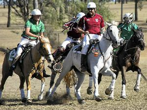 Legend leaves his mark at Capella Polocrosse Carnival