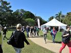 Crowd at the Byron Bay Writers Festival 2013 Photo Mireille Merlet-Shaw / The Northern Star