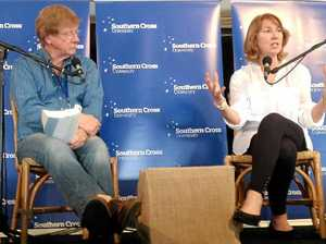 Labor a hot topic at Writers' Fest
