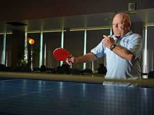 Table tennis attracts all from age 18 to 93