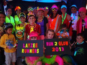 Glow2Run Charity Event