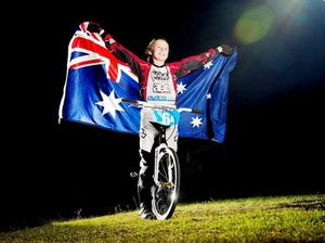 Put on your dancing shoes to help send BMX star to NZ