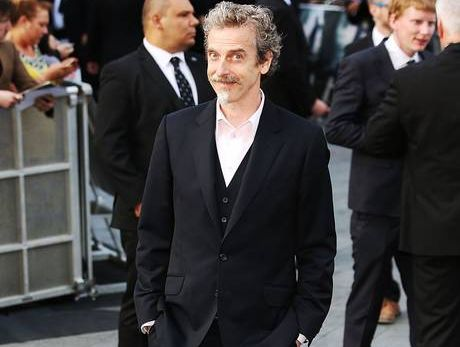 Peter Capaldi has been announced as the new Doctor Who.