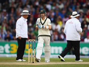 Weather frustrates Australia's hopes of Test victory