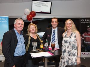 Capricornia Chamber of Commerce ready, set and launched