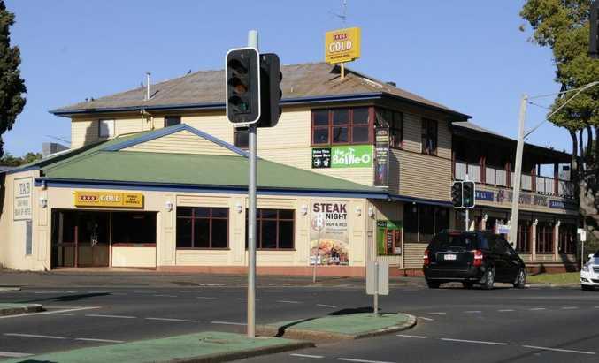 Toowoomba's Newtown Hotel