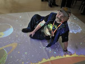 Magic carpet at Endeavour