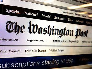Jeff Bezos: My plans for The Washington Post