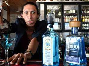 UGLY Bartender campaign