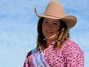 Rodeo lover saddles up for quest