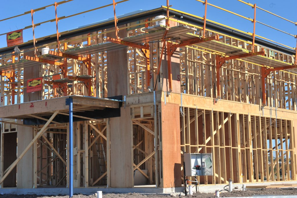 There were only about 130,000 housing starts this year, contributing to a widely understood shortfall in housing of more than 30,000 homes across the nation.