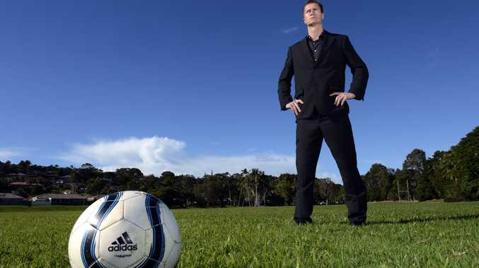 Player and coach David Lonie of Murwillumbah Football Club said anything is possible. Photo: John Gass / Daily News