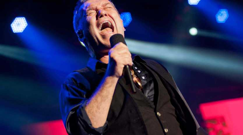 Jimmy Barnes ... what was he really singing?