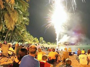 Fireworks warning for pet owners