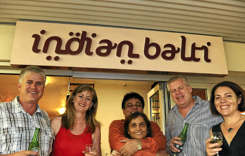 SPICE IS NICE: Indian Balti's Kirkwood Rd restaurant has been nominated in The Observer's Westpac Best in Business 2014 awards.