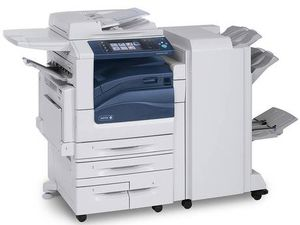 Photocopying machines have been altering numbers
