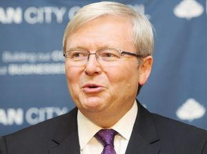 Business and consumer confidence rise thanks to Rudd