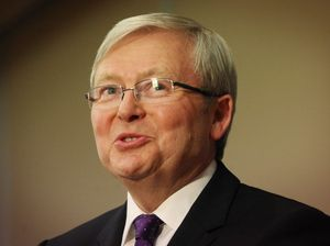 Rudd promises program will fund training places