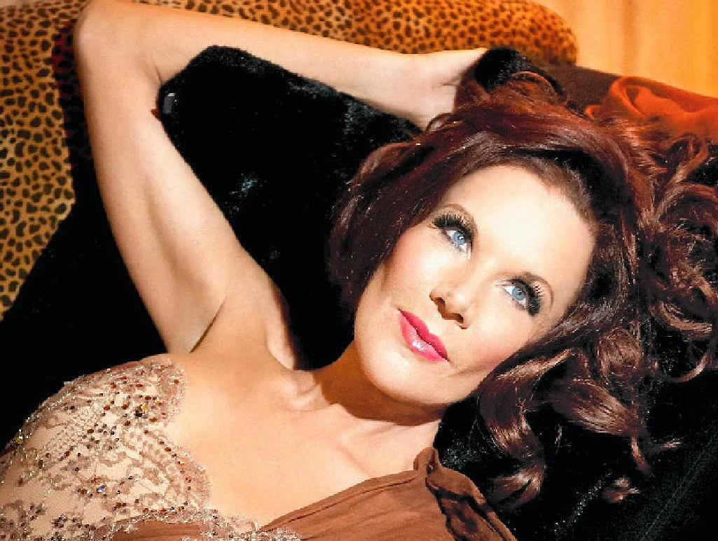 Rhonda Burchmore will be at the Brisbane Powerhouse in February with her fabulous show Cry Me a River: The World of Julie London
