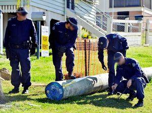 Bomb threat returns to West Ipswich