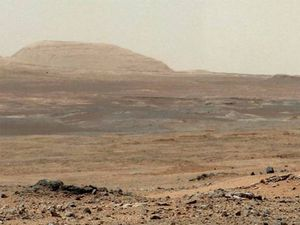 "Mars-bound travellers may suffer ""space-brain"""