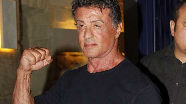 Robert De Niro punched Sylvester Stallone