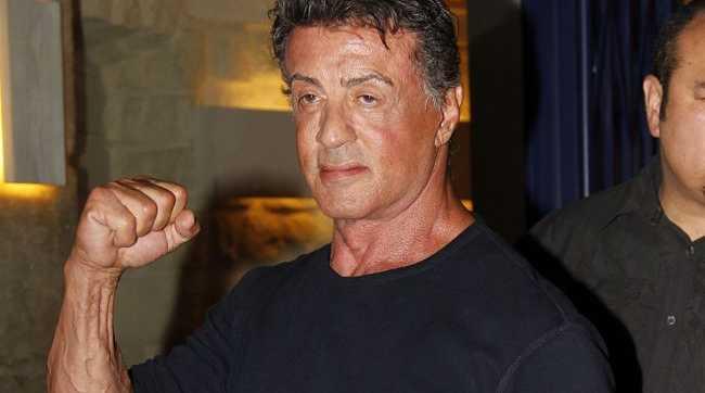 Robert De Niro punched Sylvester Stallone