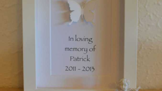 A Facebook post mourning the loss of Patrick on Offspring