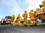 Firies prepare for dangerous time, 'tinderbox' conditions