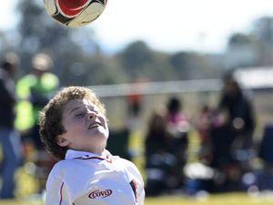 Rushfoth Park to host Sunday's cavalcade of round-ball fun