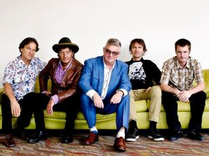 Mental As Anything on Muster bill for first time