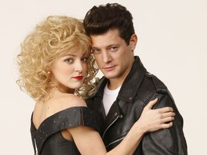 Grease is the word, and feel-good show of the year