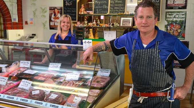 Alyscia and Jason McGill have started up their new business on Nebo Rd called McGills Meats, bringing Jason back to where he started in life.