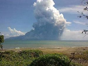 At least six killed as Indonesian volcano erupts