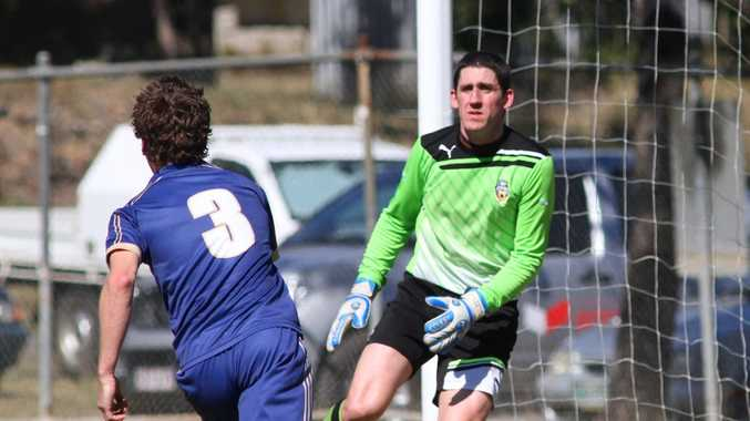CQFC Energy player Andrew Poyser has made the 2014 squad