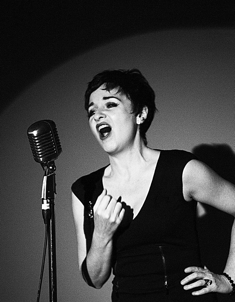 Bernadette Meenach will be presenting her one-woman Judy Garland show in September.